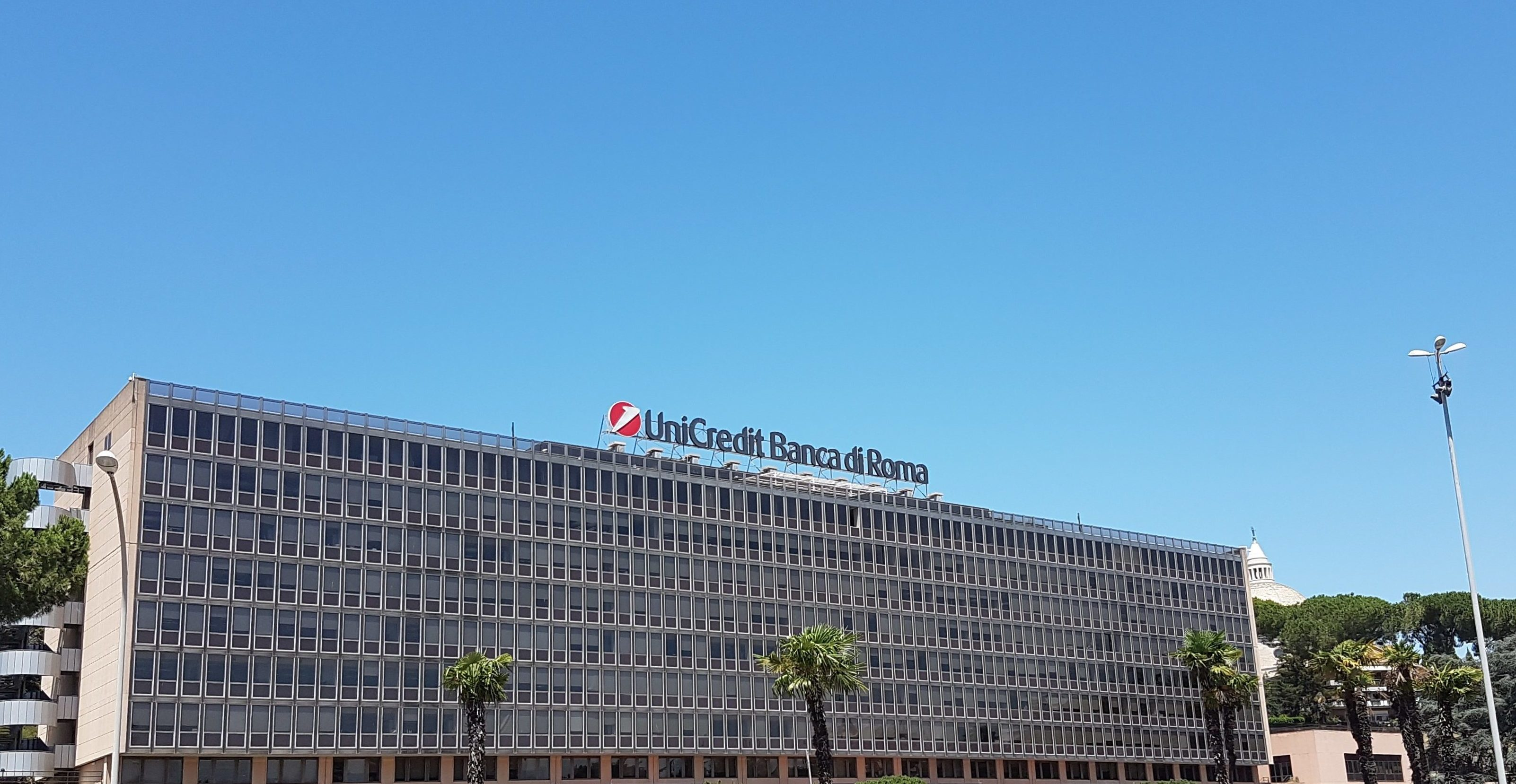 Recir - Global Service to Unicredit buildings in Rome