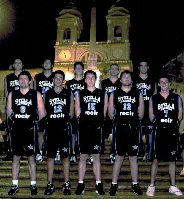 Recir- Stella Azzurra basket sponsor
