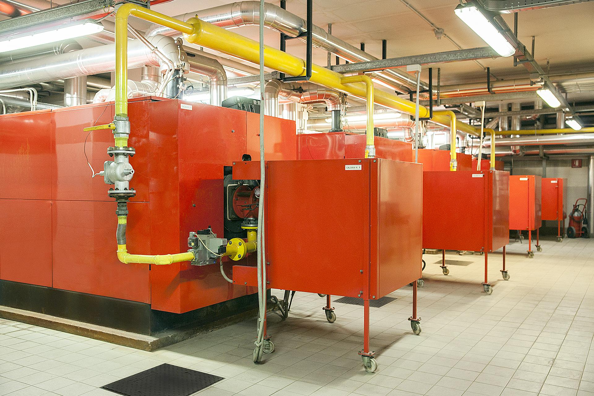 Recir - Impianti civili ed industriali -  Manutenzione centrale termica complesso immobiliare