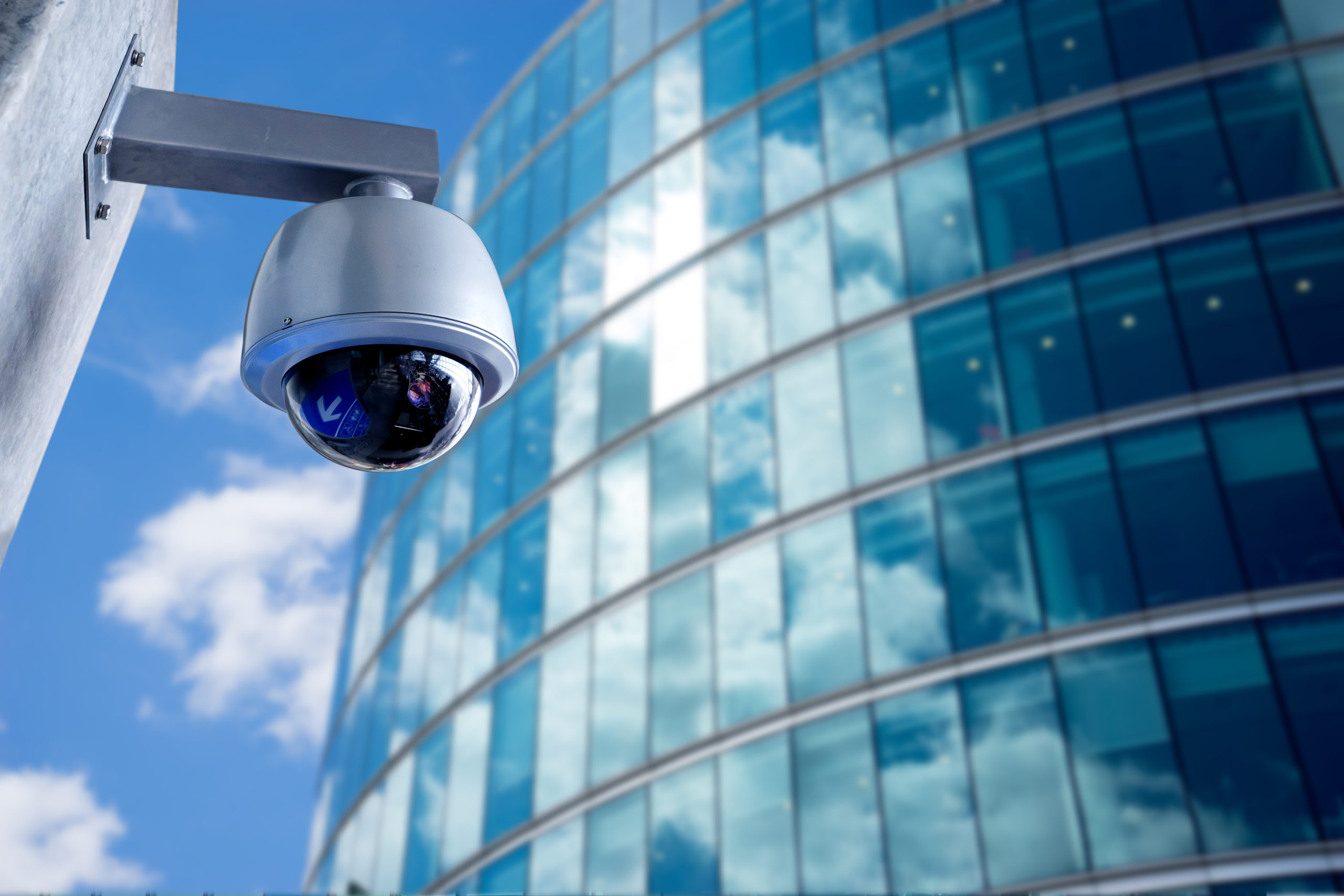 Recir - Physical security of buildings, infrastructures and resources - Motorized CCTV camera